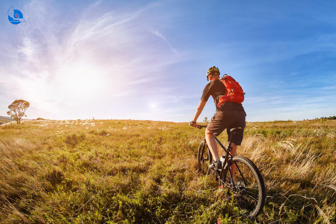 Сахарный диабет и путешествие на велосипеде