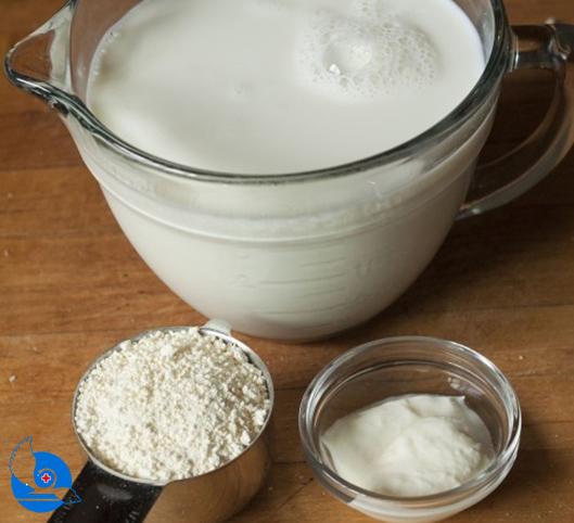 С какими продуктами нельзя употреблять молоко?