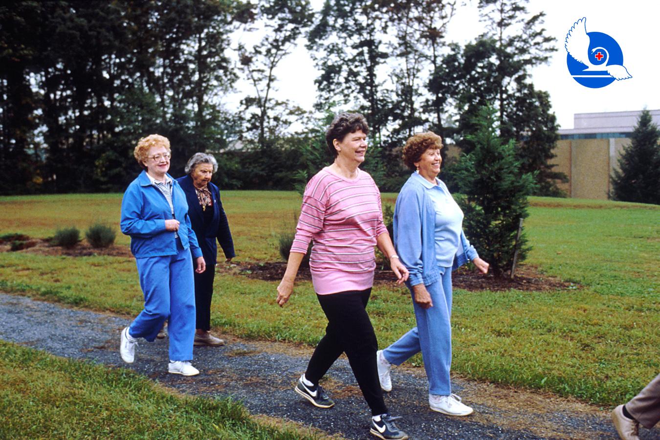 5 причин почему нужно гулять пешком на свежем воздухе